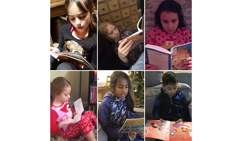 Holiday Readers photo