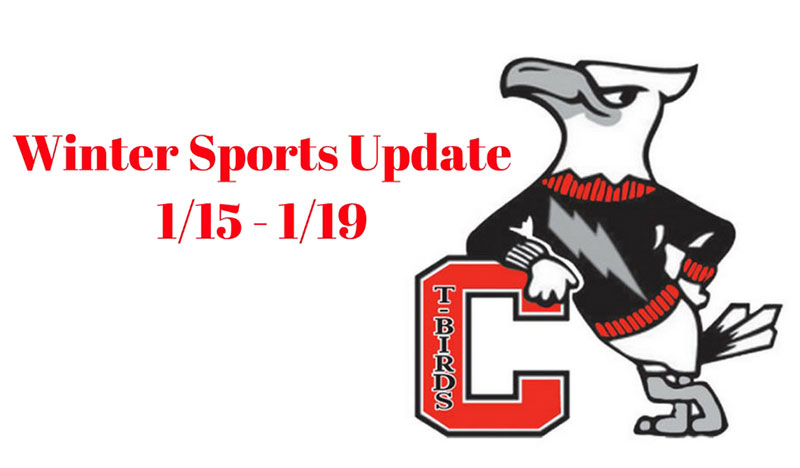Weekly Sports Update - January 15-19, 2018 photo