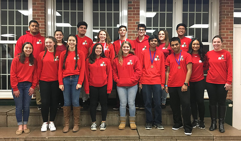 Science Olympiad Team Secures Medals photo