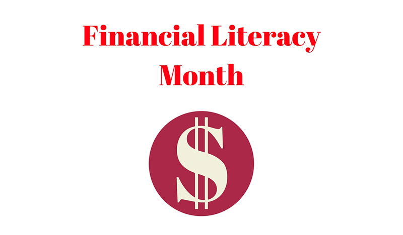 Financial Literacy Month image