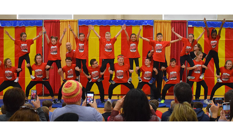 John Pearl students put on 'the greatest show on earth' photo