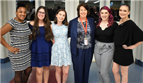 Social Studies Honor Society Induction Ceremony photo