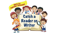 Catch a Reader or Writer logo