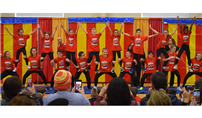 John Pearl students put on 'the greatest show on earth' photo thumbnail164466